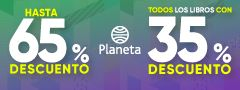 Hasta 65% Descuento Planeta
