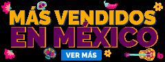 Más Vendidos en México